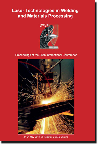 Laser technologies in welding and materials processing